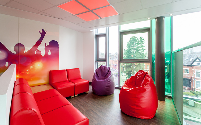Case Study Healthcare Furniture for Oncology Unit