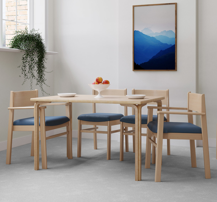 Vision Dining Chairs Pineapple Furniture, Pineapple Dining Room Chairs