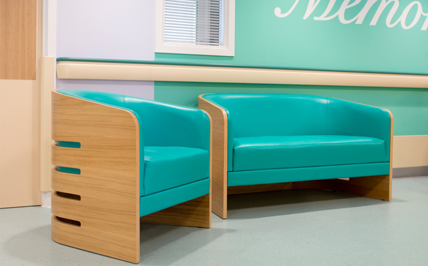 Healthcare Furniture for Chemotherapy Unit Case Study