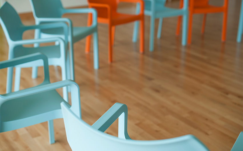 day centre oxford residential furniture case study
