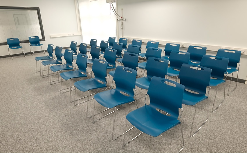 linden lodge school blue touch chair meeting room education furniture
