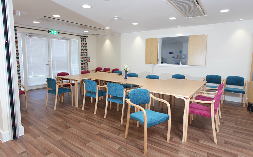 Healthcare Furniture for Butterfly House Case Study