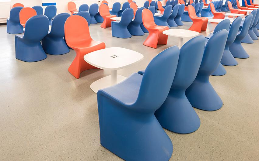wormwood scrubs custodial furniture case study
