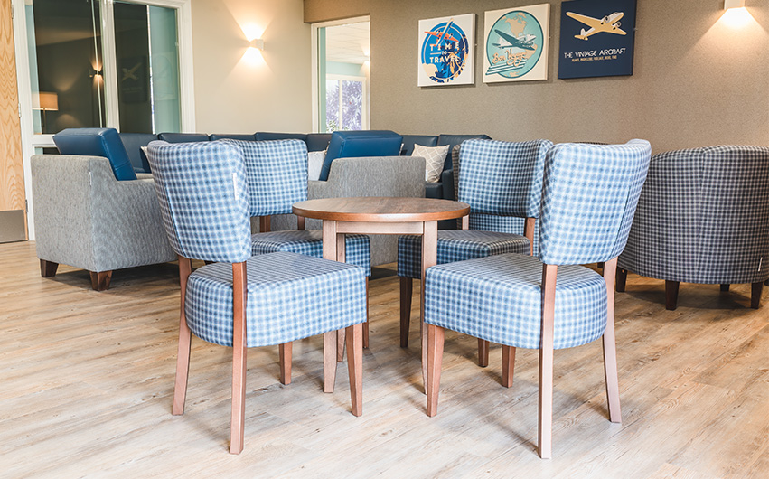 rogallo place residential home furniture case study