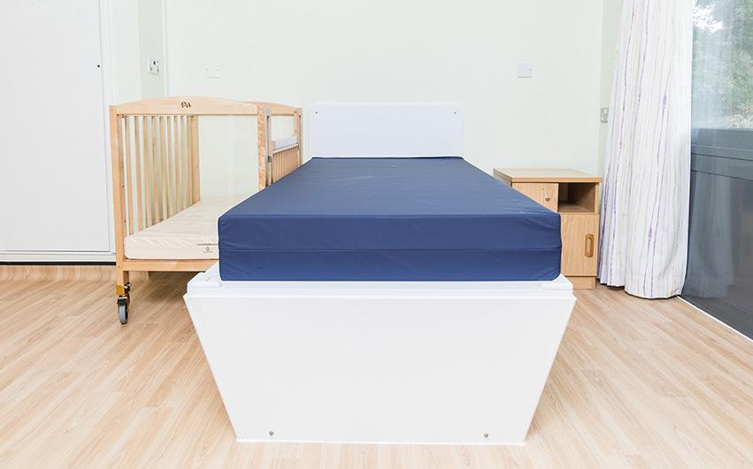 rosewood MBU mental health furniture case study