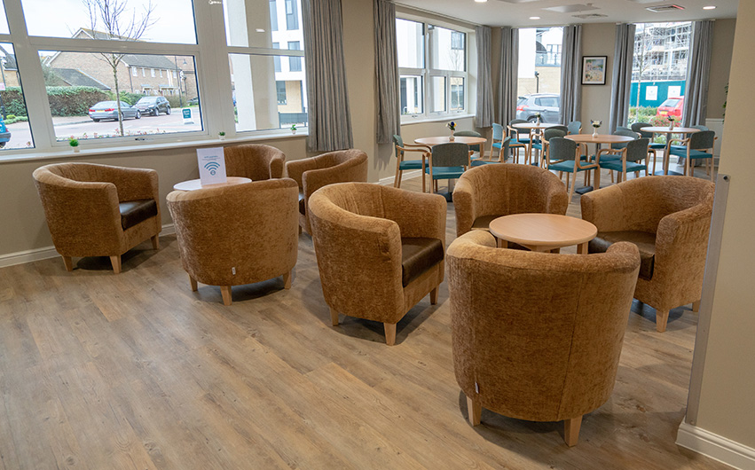 Atlas Place residential home furniture case study