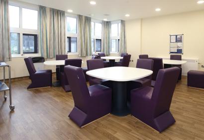 Healthcare Furniture for Edgeware Community Hospital Case Study