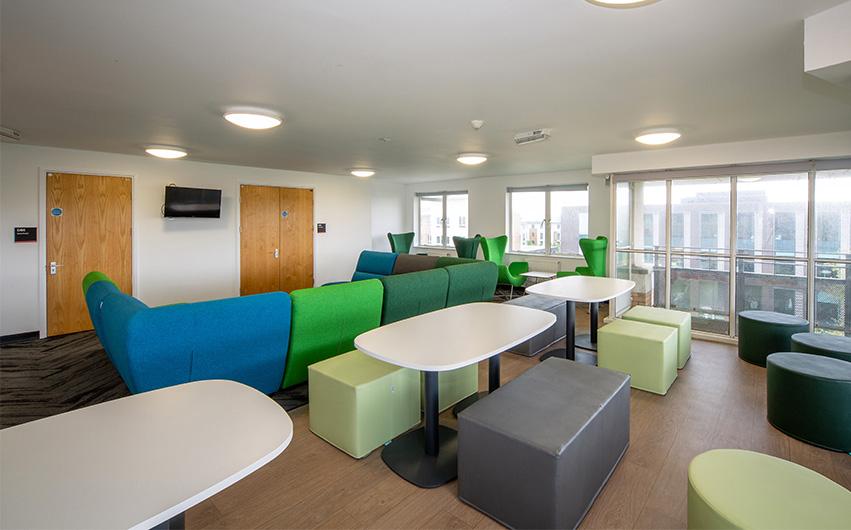 Education Soft Seating Furniture Case Study Lancaster University