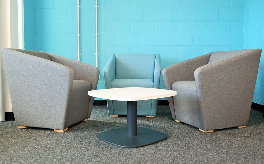 Education Furniture Case Study for Portsmouth University
