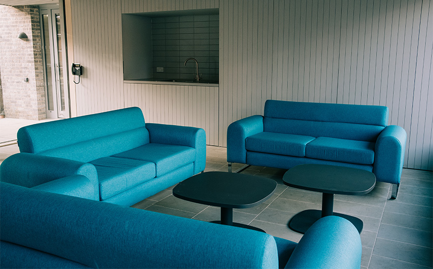 Education Boarding Furniture Case study