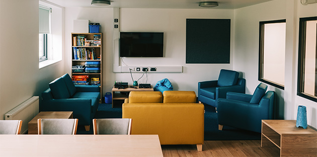 Education SEMH Furniture Case study